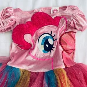 My Little Pony Girls Tutu Costume 3T 4T